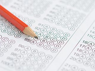 テスト対策留学