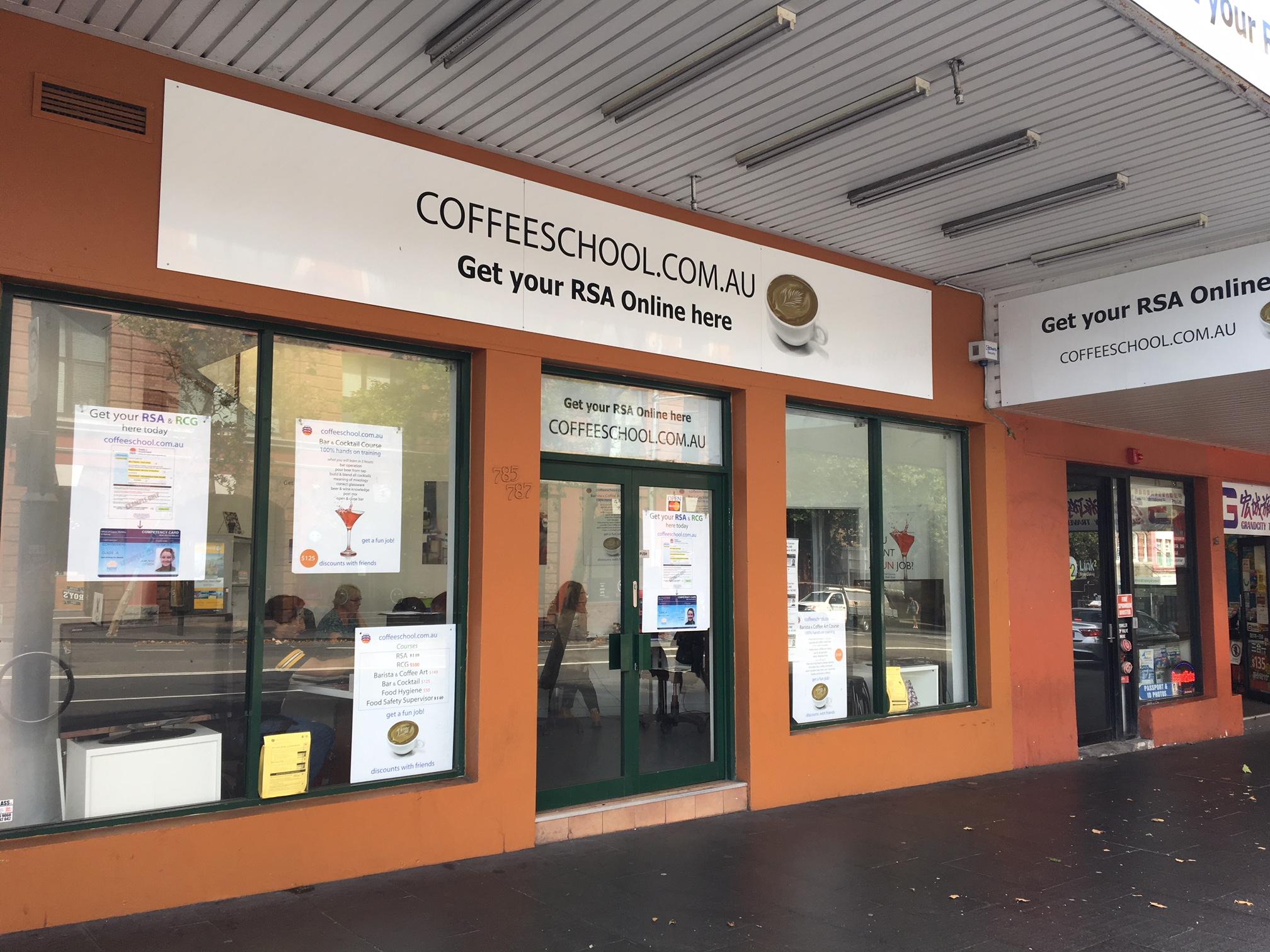 Coffee School Sydney