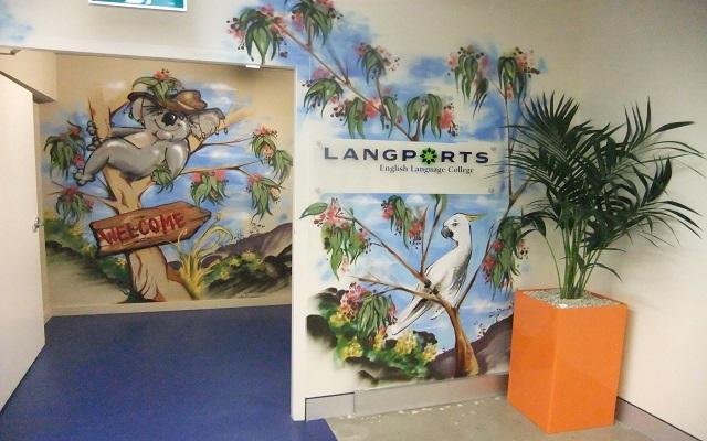 LANGPORTS English Language College Sydney